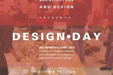 Visit us for Design Day!